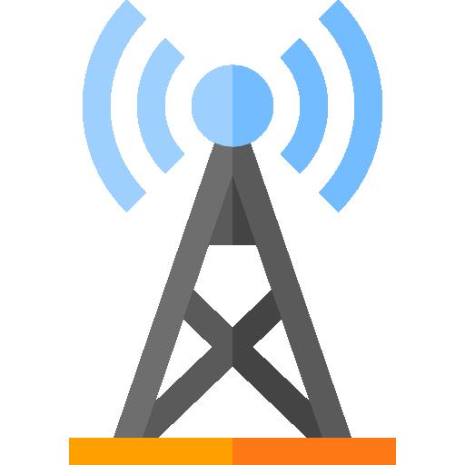 bild på mobilnätssignal